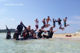 Belitung Raunraun 9