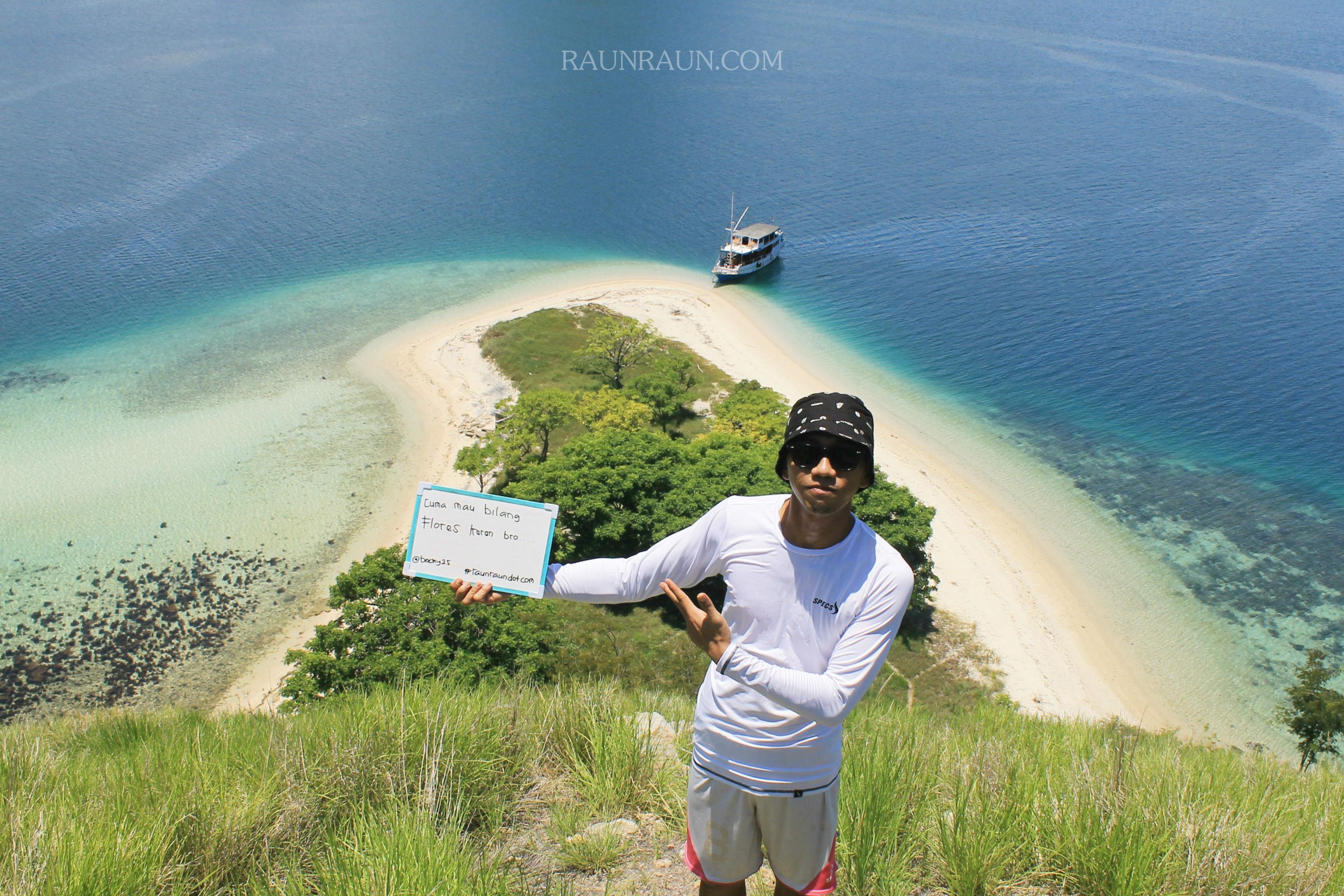 Sailing Komodo 4d3n 4h3m Start Dari Labuan Bajo Kelor Island