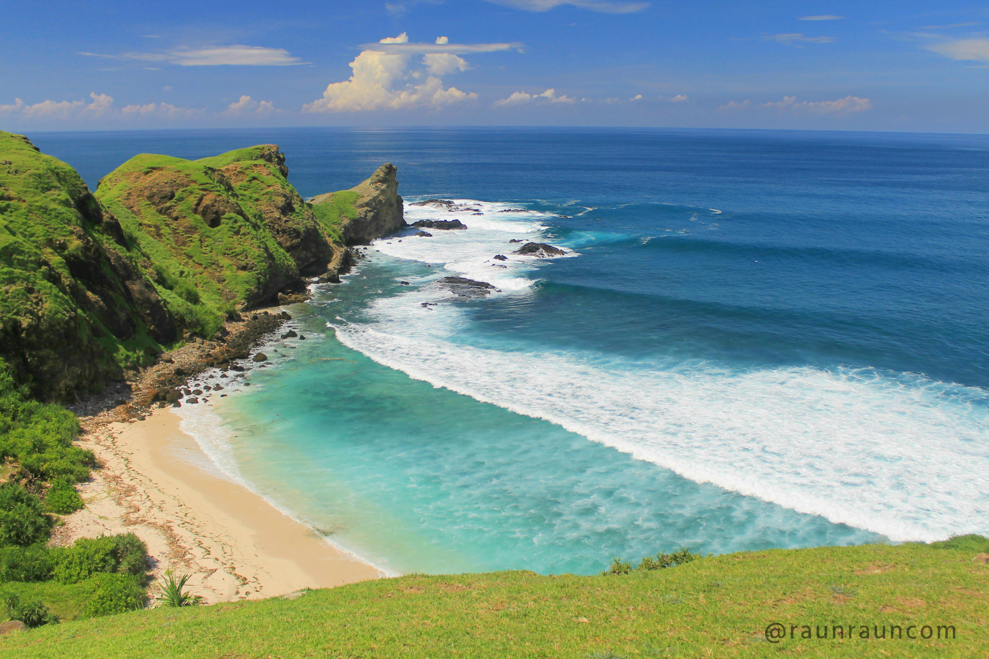 Lombok 4d3n Start Bandung Paket Liburan Pink Beach