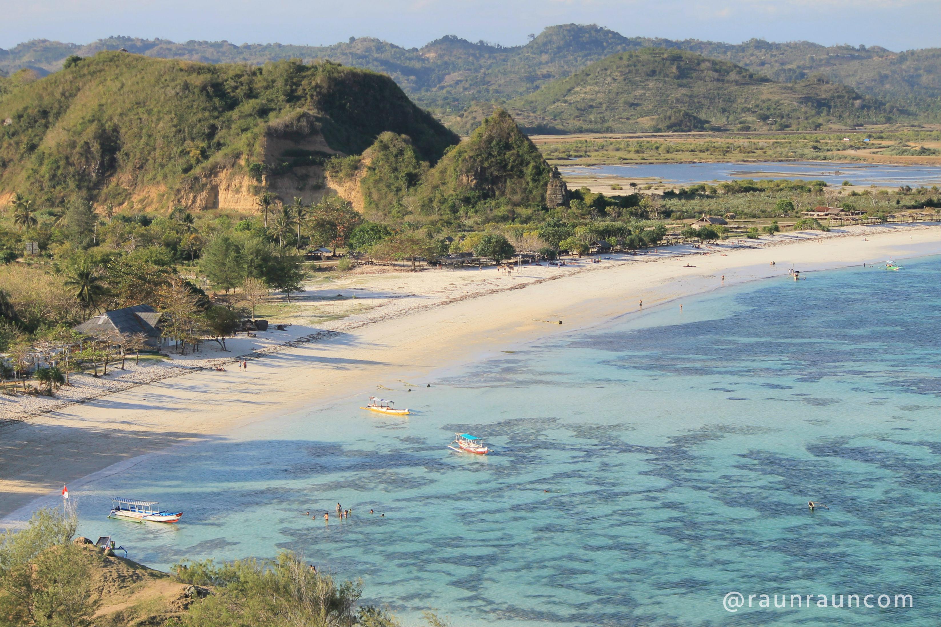 Lombok 4d3n Start Bandung Paket Liburan Tanjung Aan Beach
